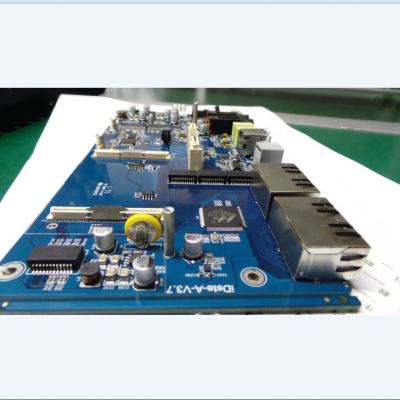 PCBA processing of air conditioning controller motherboard